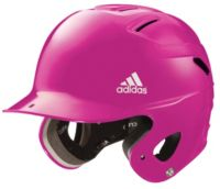 adidas Girls' Triple Stripe T-Ball Batting