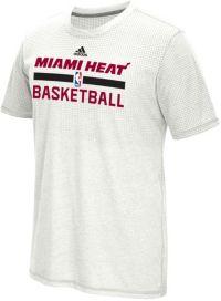 Extended Sizes - adidas Men's Miami Heat