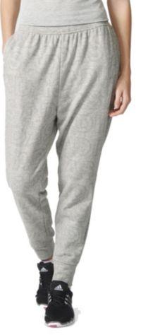 adidas Women's Boyfriend Printed Pants