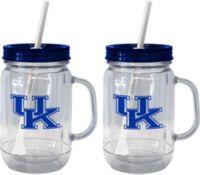 Boelter Kentucky Wildcats 20oz Handled Straw