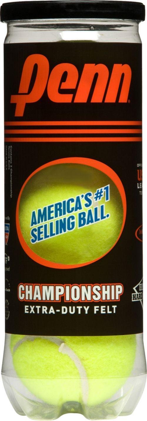 47980a695b2 Penn Championship Tennis Balls | DICK'S Sporting Goods