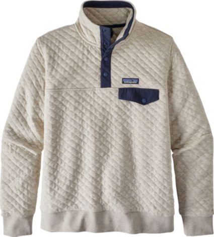 Patagonia Women S Cotton Quilt Snap T Pullover Dick S