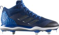 adidas Men's Poweralley 5 Mid Metal Baseball