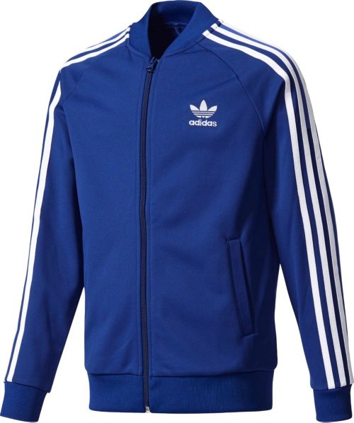59afaf72835 adidas Originals Boys  Superstar Track Jacket