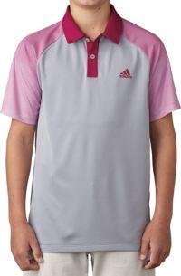 adidas Boys' Novelty Golf Polo