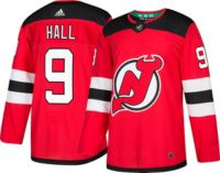 adidas Men's New Jersey Devils Taylor Hall