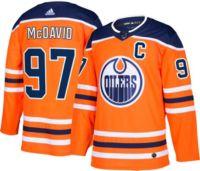adidas Men's Edmonton Oilers Connor McDavid