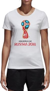 adidas Women's 2018 World Cup Russia Logo