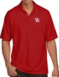 Antigua hommes Houston Cougars rouge pique