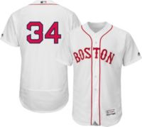 Majestic hommes authentiques Boston Red Sox