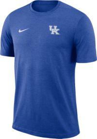 Nike Men's Kentucky Wildcats Blue Coach Football