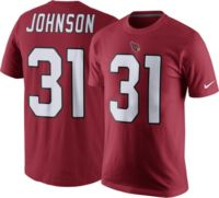 Nike hommes Arizona Cardinals David Johnson