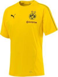PUMA Hommes Borussia Dortmund Yellow Training