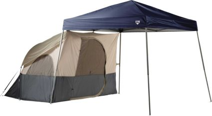 Quest Canopy 4 Person Side Tent Dick S Sporting Goods