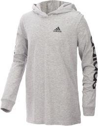adidas Boys' Branded Hoodie