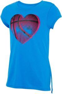 adidas Girls Lapped Side Seam T-Shirt