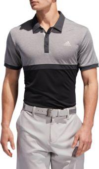 adidas Men's Drive Heather Colorblock Golf