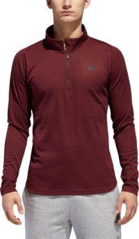 adidas Men's All Around 1/4 Zip Pullover