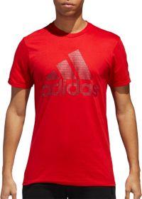 adidas Men's Metallic Ultimate T-Shirt 2.