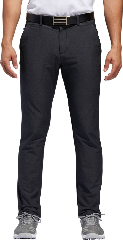 the latest 691d7 764b3 adidas Men s Ultimate365 Twill Crosshatch Golf Pants.  67.97. Color. Black.  Size