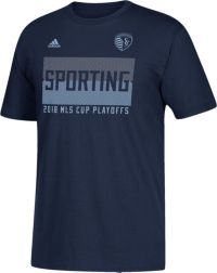 adidas Men's 2018 MLS Cup Playoffs Sporting
