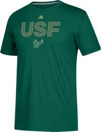 adidas Men's South Florida Bulls Green Sideline