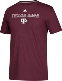 adidas Men's Texas A&M Aggies Maroon Go-To