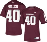 adidas Men's Von Miller Texas A&M Aggies