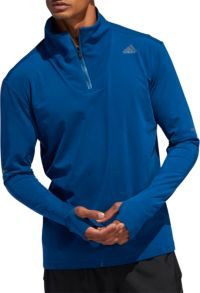 adidas Men's Supernova 1/4 Zip Running Sweatshirt
