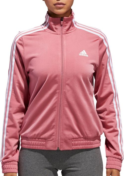 fafe4940a24218 adidas Women s Essentials Tricot Track Jacket