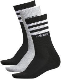 adidas Women's 3-Stripe Crew Socks 3 Pack