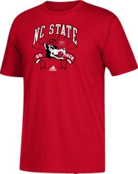adidas Youth NC State Wolfpack Red Performance