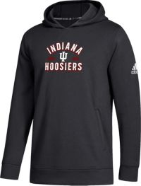 adidas Youth Indiana Hoosiers Arch Pullover