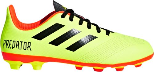 uk availability 7bc03 8c1be adidas Kids  Predator 18.4 FxG Soccer Cleats   DICK S Sporting Goods