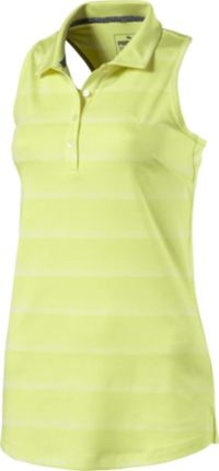 POLO de golf PUMA Women's Racerback
