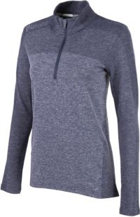 PUMA Women's Evoknit Seamless 1/4-Zip Golf