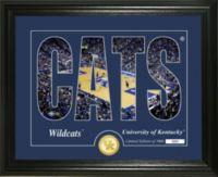 Highland Mint Kentucky Wildcats Silhouette