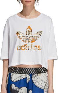 adidas Originals Women's Crop Top T-Shirt