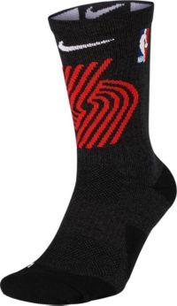 Nike Portland Trail Blazers Elite Crew Socks