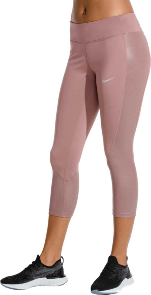 low priced 251cb 1c16a Nike Womens Dri-FIT Racer Running Capris