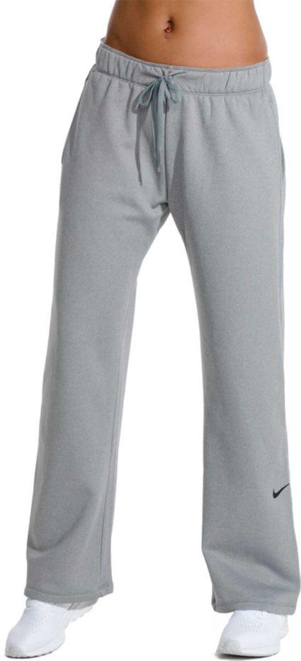 nike womens therma fleece training pants dicks