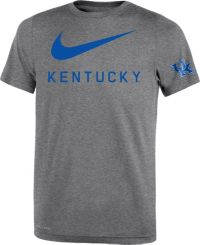 Nike Youth Kentucky Wildcats Grey DNA Legend