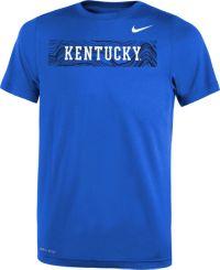 Nike Youth Kentucky Wildcats Blue Football
