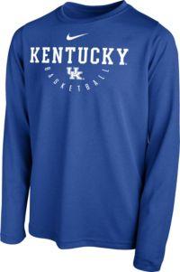 Nike Youth Kentucky Wildcats Blue Legend