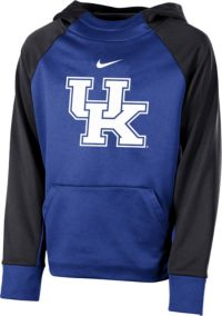 Nike Youth Kentucky Wildcats Blue Therma
