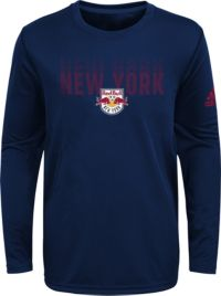 adidas Youth New York Red Bulls Stack Repeat