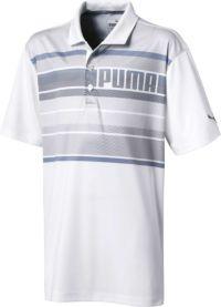 Polo de golf pour garçons PUMA