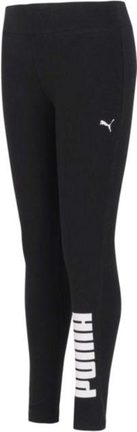 Leggings en coton pour filles PUMA
