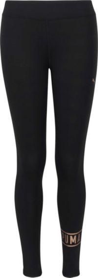 Leggings PUMA Girls' Wrapped Logo