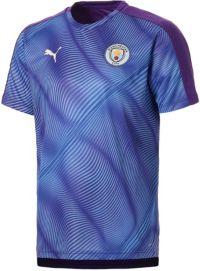 PUMA Hommes Manchester City Prematch Purple